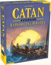 Catan, Explorers and Pirates (Expansion)