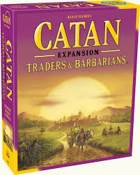 Catan, Traders and Barbarians (expansion)