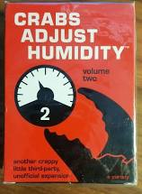 Crabs Adjust Humidity (Vol 2)
