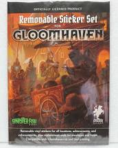 Gloomhaven Sticker Set