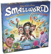 Small World, Be Not Afraid Expansion