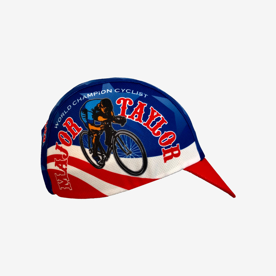 American Cyclist-World Champion Cycling Cap