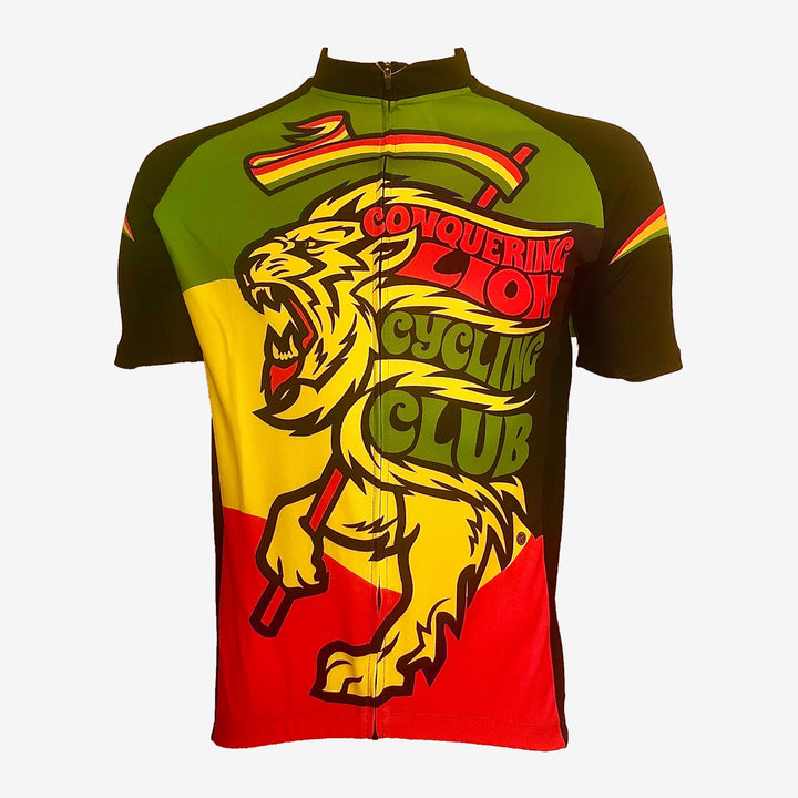 Conquering Lion Cycling Club Jersey