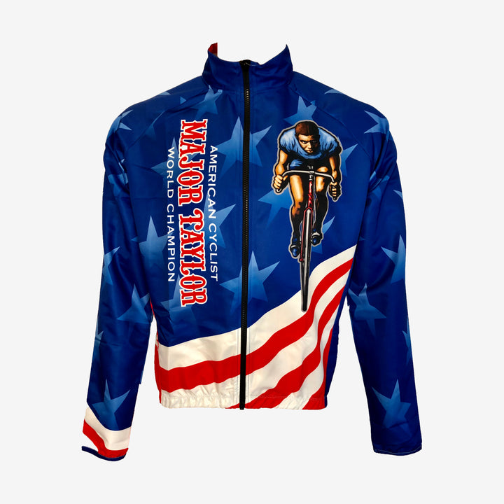 America Cyclist-World Champion Jacket