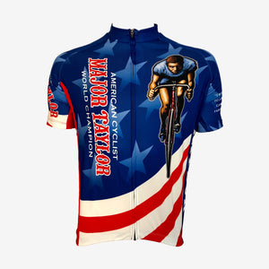 American Cyclist-World Champion Short Sleeve Jersey