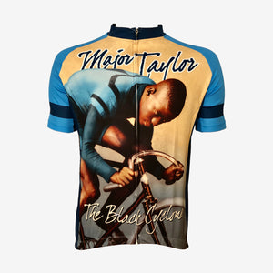 Black Cyclone Short Sleeve Jersey