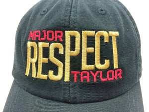 Major Taylor Respect