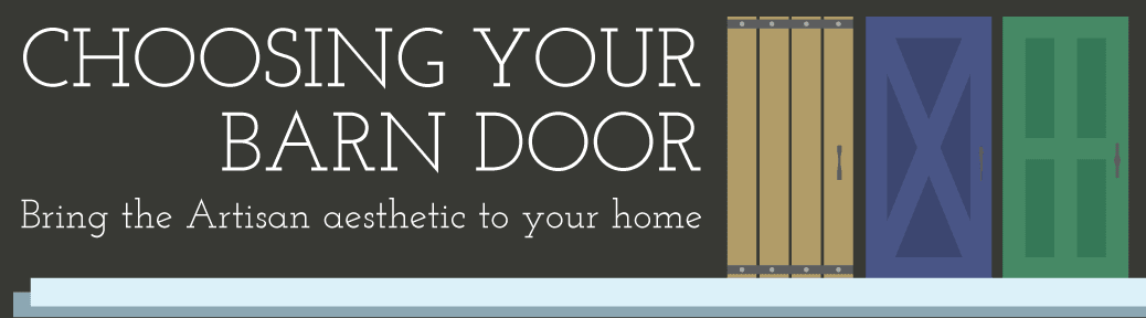 Choosing Your Sliding Barn Door