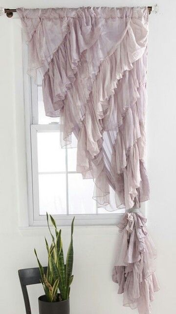 shabby-chic-curtain