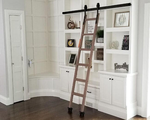 ladder for home interior
