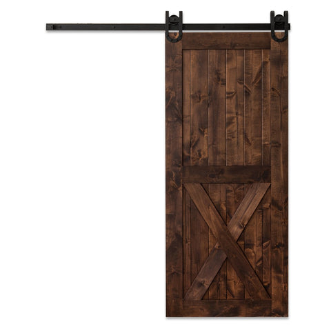 Artisan 2 Panel Barn Door