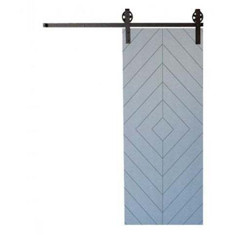 Diamond Barn Door