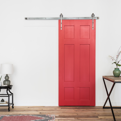 Classic 6-Panel Barn Door