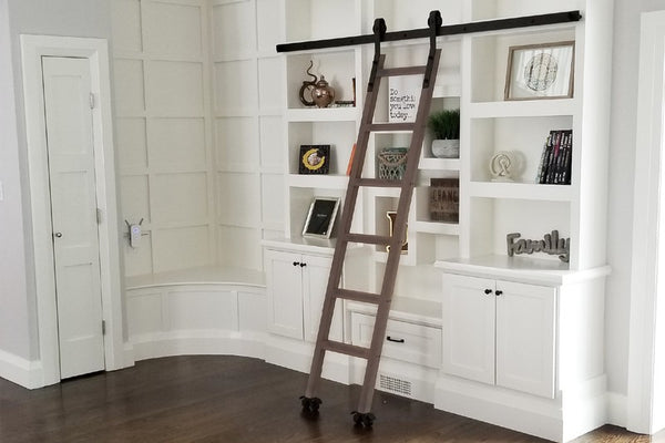 Artisan Sliding Ladder Artisan Hardware
