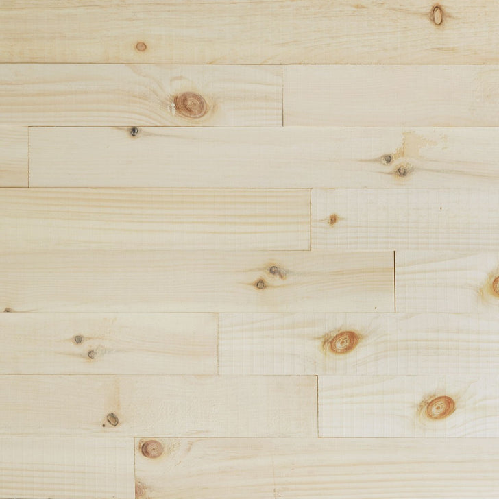 Raw Pine Wood Accent Wall Paneling Artisan Hardware