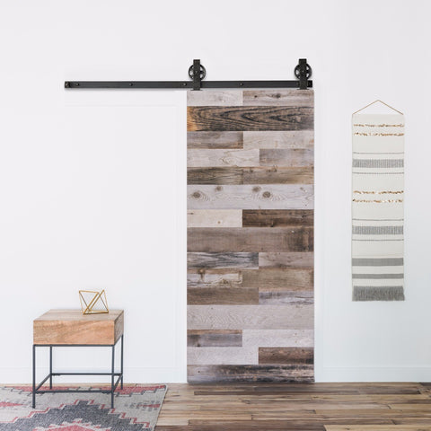 Reclaimed Panel Barn Door