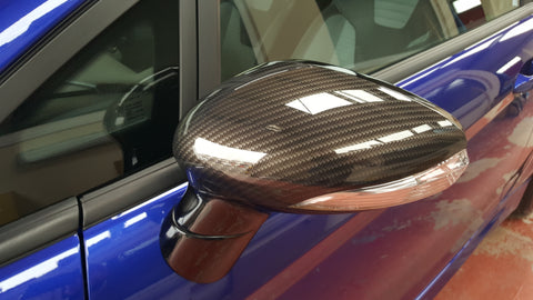Ford Fiesta Mirror Covers (Hydrodip Designs)