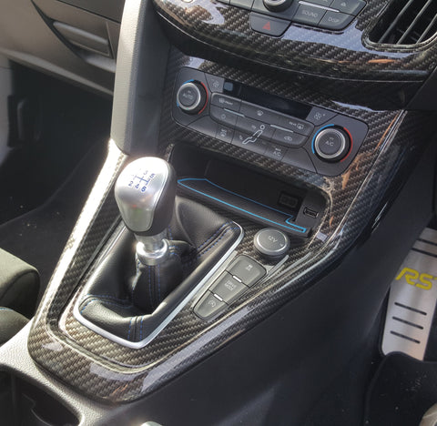Centre Console Control Panel - Mk3.5 Focus ST/RS