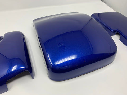 Proform Mk2 Ford Focus RS Engine Bay Dress Up Kit (Painted/ Hydrodipped)