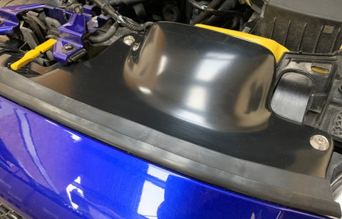 Proform Engine Bay Slam Panel Covers (various colours) - MK7.5 Fiesta inc ST180