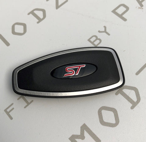 Ford Keyless Start Key Blade Cover ST Logo