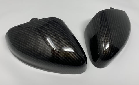 Ford Fiesta Mk8 Mirror Covers (Painted/ Hydrodip Designs)