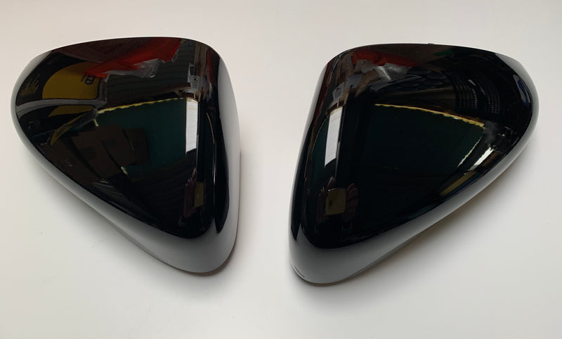 Mirror Caps (Painted/ Hydrodipped) - MK4 Focus