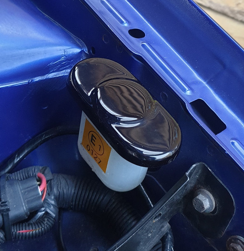 Proform Screen Washer Bottle Cap Cover (various colours) - Ford Focus Mk1