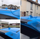 'Shark Fin' Aerial (Painted / Hydrodipped) - Mk3/3.5 Ford Focus / Mk8 Ford Fiesta