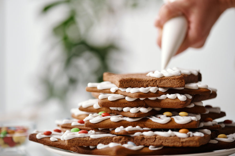 Vegan Holiday Sweet Treats: 10 Ingredients, 8 Tools, and 41 Recipes You Need to Sleigh the Holiday Season