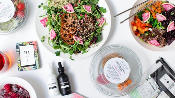 sakara vegan subscription box