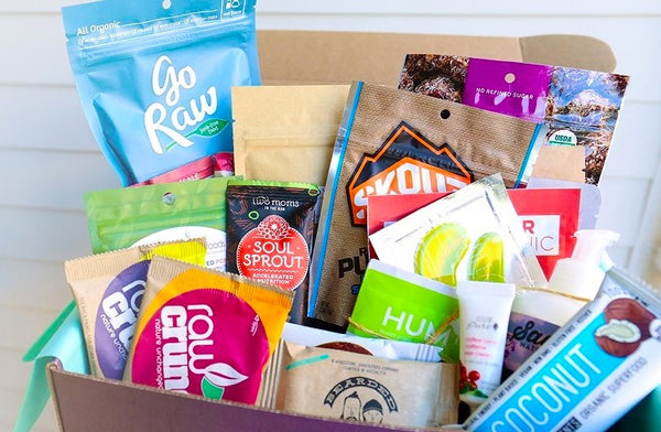 raw box vegan subscription box