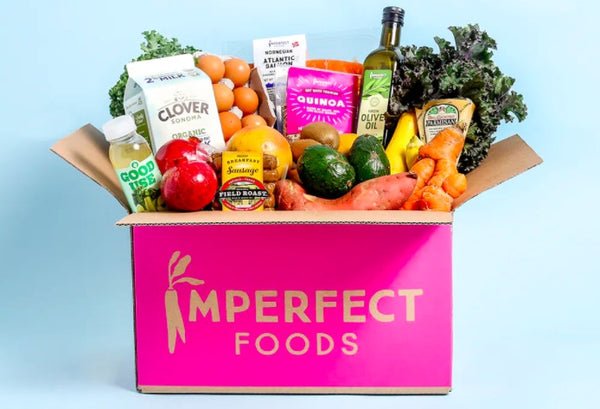 imperfect foods vegan subscription box