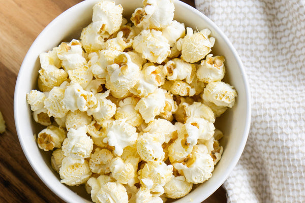 honey ginger kettle corn recipe
