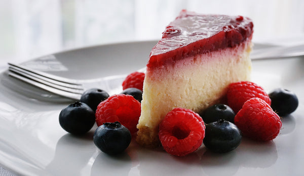 vegan dessert cheesecake
