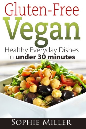 gluten free vegan recipe book