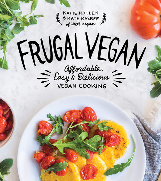 frugal vegan cookbook