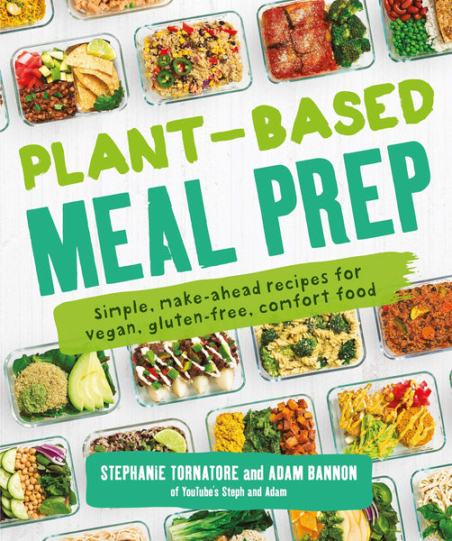 plant based meal prep cookbook