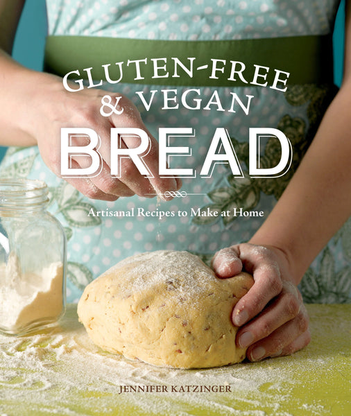 gluten free and vegan bread recipe book