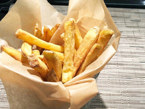 Crispy Gluten-Free French Fries