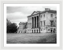 Load image into Gallery viewer, Basildon Park Mansion, Berkshire, England, Uk - Framed Print - RW Jemmett
