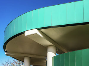Green Car Park, Bracknell Berkshire, C-Type