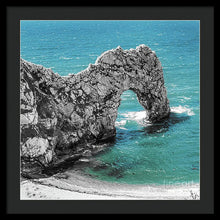 Load image into Gallery viewer, Durdle Door - Framed Print - RW Jemmett