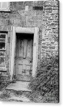 Load image into Gallery viewer, Old Cottage Door - Acrylic Print - RW Jemmett