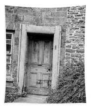 Load image into Gallery viewer, Old Cottage Door - Tapestry - RW Jemmett