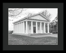 Load image into Gallery viewer, Painshill, Cobham, England, Greek Folley - Framed Print