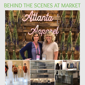 Behind The Scenes At Market