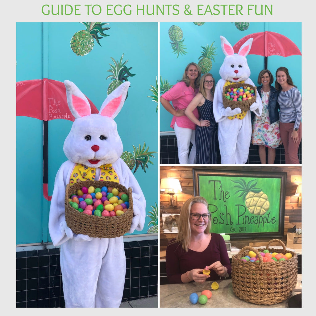 Guide to Egg Hunts & Easter Fun