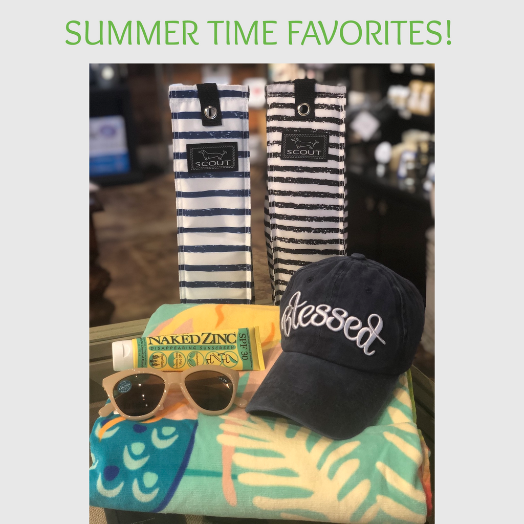 Summer Time Favorites!