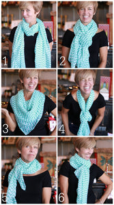 Savvy Scarf Style